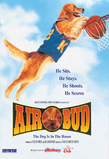 AIRBUD - DOG IS IN THE HOUSE